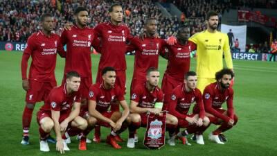 En fotos: así llegó el Liverpool a la Final de la UEFA Champions League