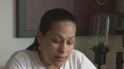 """Grité de dolor e impotencia"": madre de 'Junior' Guzmán tras aparente crisis nerviosa en corte"