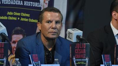 Julio César Chávez desmiente que su hijo esté en rehabilitación
