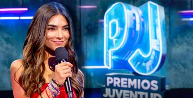 Alejandra Espinoza habla de CNCO en su debut como conductores de Premios Juventud
