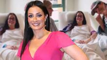 """Dayanara Torres anuncia que le quedan siete sesiones de tratamiento contra el cáncer """"en nombre de papá Dios"""""""