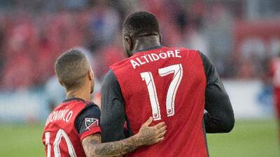 Sebastian Giovinco y Jozy Altidore, los cracks de Toronto FC que la romperían en la Liga MX