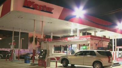 Un hombre muere baleado en una estación de gasolina en Fort Lauderdale