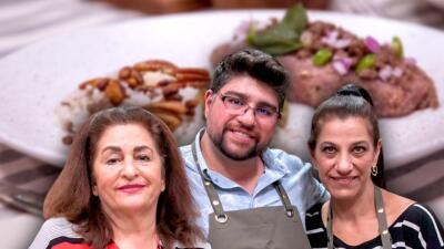Comida Libanesa, la carta de presentación de los Nahum