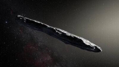 Científicos analizan extraño objeto interestelar y aseguran que pudo ser enviado por civilización alienígena