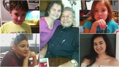 Seis miembros de una familia hispana, desaparecidos en las inundaciones de Houston
