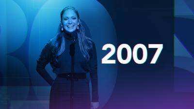 Jenni Rivera, Ninel Conde y JLo en el mismo escenario en Premio Lo Nuestro 2007