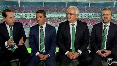 """""""Hoy ganó el aficionado al fútbol; realmente fue un Clásico Nacional"""""""