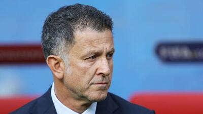 """Juan Carlos Osorio: """"Es un tema de interpretación el grito de """"eh pu..."""""""""""