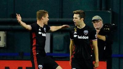 DC United golea 4-1 y le pasa por encima a Orlando City SC