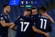 Immobile acerca a la Lazio a los Octavos de Champions League