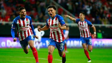 Celebración de primer gol de  Beltrán, frustrada por resultado