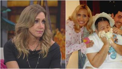 Lili no pudo contener las lágrimas lamentando la muerte de un querido productor de la familia Univisión