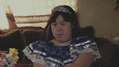 La historia de Lydia, la niña con condiciones especiales que cumplirá su sueño de tener una fiesta de quinceañera