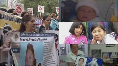 Una ola de desapariciones de menores en México tiene en jaque a las autoridades