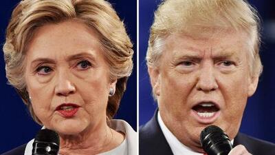 Todo listo en Las Vegas para el tercer debate presidencial, el cual tendrá invitados controversiales