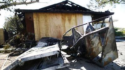 Escombros en calles y estructuras averiadas: así está Ridgecrest tras ser sacudida por dos sismos