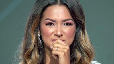 Yaritza Owen se conmueve hasta las lágrimas con este video sorpresa de su esposo e hijos