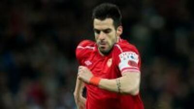 "Álvaro Negredo, nuevo jugador del Manchester City a falta de ""flecos"""