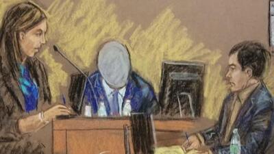 El piloto de confianza de 'El Chapo' Guzmán, otro testigo estrella en el juicio contra el capo mexicano