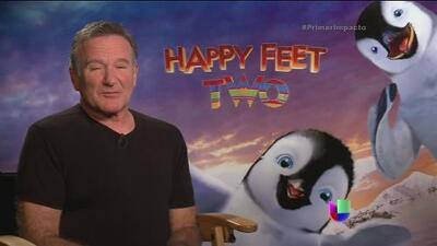 El actor Robin Williams fue hallado muerto en su casa