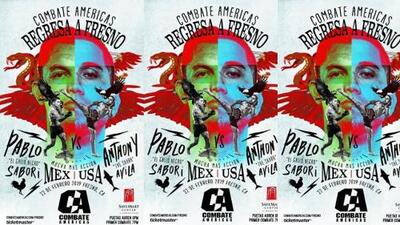 """Por más que el orgullo: """"México vs. USA"""" en Combate Américas"""