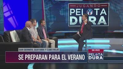 Puerto Rico se prepara para recibir la temporada de huracanes