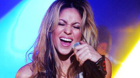 Shakira cantará en el gran concierto Global Citizen que se realizará el 6 de julio en Hamburgo