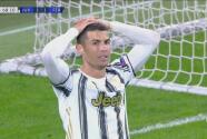 Se le escapa el doblete a Cristiano y la ventaja para Juventus