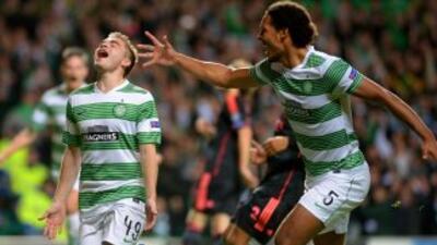 Celtic 2-1 Ajax: El Celtic se aferra al sueño europeo tras derrotar al Ajax