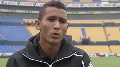 """Francisco Meza espera ganar """"más ritmo y hacer la fácil"""" en el duelo de ida contra Pumas"""