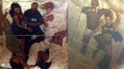 Mayweather Jr. presume fotografía con cuatro mujeres en su cama