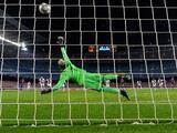 """""""Tranquilo y confiado"""", la clave de Navas para atajarle a Messi"""