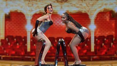 En fotos: el candente duelo de Amara y Clarissa (las más sensuales de MQB All Stars)
