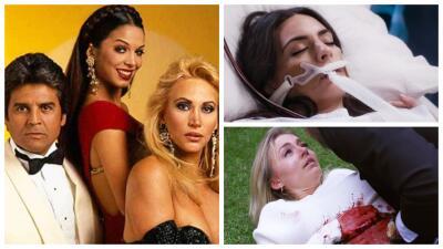 Alejandra murió y 'Por amar sin ley' se une a estas 14 telenovelas donde sus protagonistas fallecieron