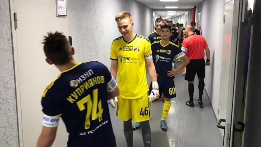 El Rostov de Rusia perdió por 10 goles por tener a sus jugadores en cuarentena