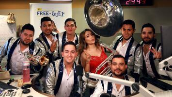 Integrantes de Banda Carnaval hablaron de su fama de ser mujeriegos