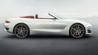 Bentley compartió en Ginebra su visión del futuro del auto de lujo eléctrico