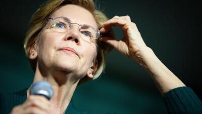 Elizabeth Warren held a Town Hall in Miami, Florida