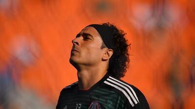 Memo Ochoa no se 'reconoció' en la convocatoria del Tri
