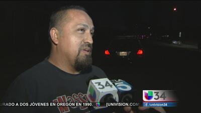 Tiroteo dejó dos heridos en Long Beach