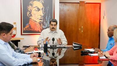 En medio de la crisis por los apagones, Maduro nombra a un nuevo ministro de Energía Eléctrica