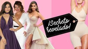 Revelamos los trucos (baratos) de las famosas en la alfombra de Premio Lo Nuestro | La Insider
