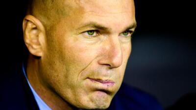 """Zidane: """"La segunda parte fue mucho peor"""""""
