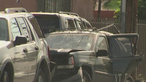 Un hombre muere baleado por la policía tras amenazar a agentes con una pistola de postas