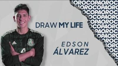 ¡Historia Ilustrada! Edson Álvarez y una carrera en el Tri que apenas comienza
