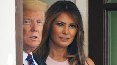 """Melania Trump llama """"cobarde"""" al autor del texto anónimo sobre el presidente (y se suma a la lista de los que dicen 'yo no fui')"""