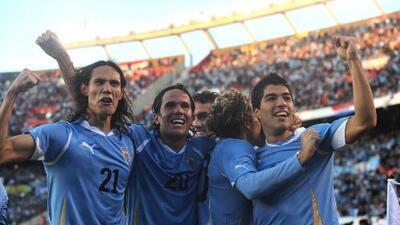 Uruguay vs. Rusia en vivo: horario y como ver el partido del Mundial