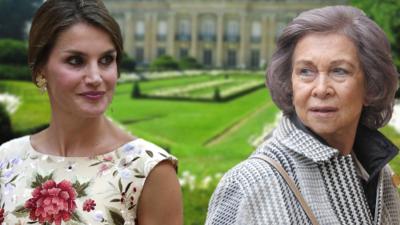 No fue por una foto: así empezó el lío entre la reina Letizia y la madre del rey de España