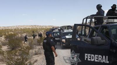 """México despliega a miles de policías federales en zonas de """"conflicto"""" como los turísticos Cancún y Los Cabos"""